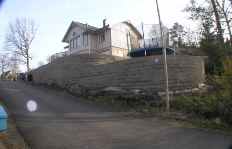Byggtryggt gör murar
